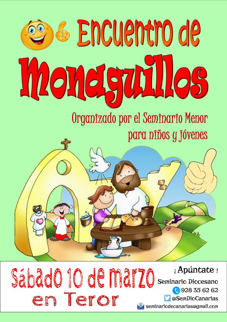 Encuentro Monaguillos 2018