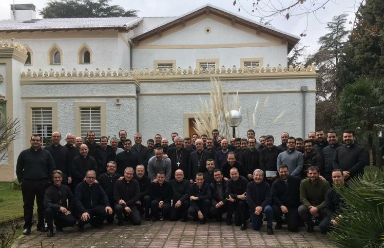 Encuentro Seminario Menor 2019